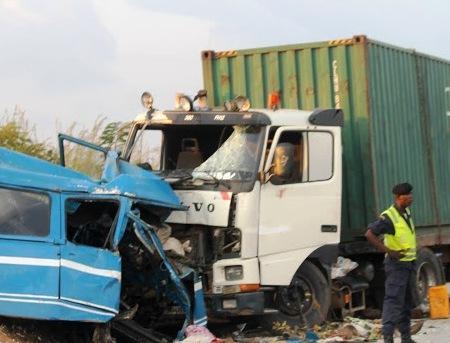 L'afrique vient en tête de la mortalité des accidents du trafic routier dans le monde