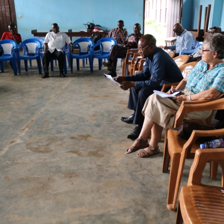 La Société des Amis du Journal de Kisantu s'est réunie ce mardi 19 février 2019