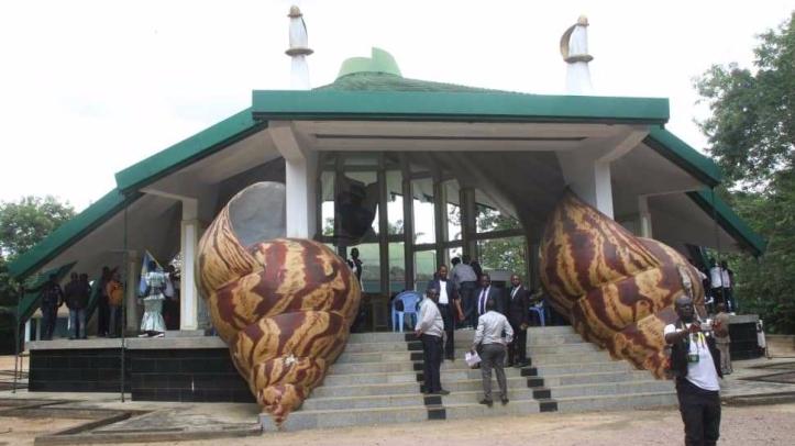 Mausolée de Joseph Kassa-Vubu