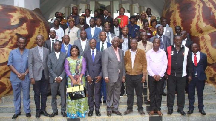Les leaders Ne Kongo ont commémoré les 50 ans de la mort de Joseph Kasa-Vubu.