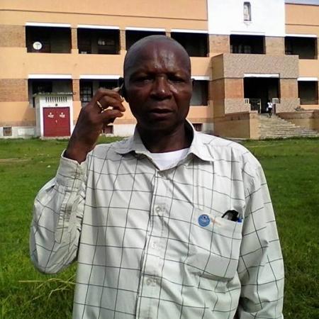 Kangu Delphin, Prof de franâis au CMS