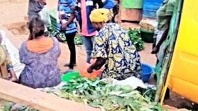 Les difficultés de transport on entraîné une chute du prix d'achat des marchandises à Mbanza Ngungu
